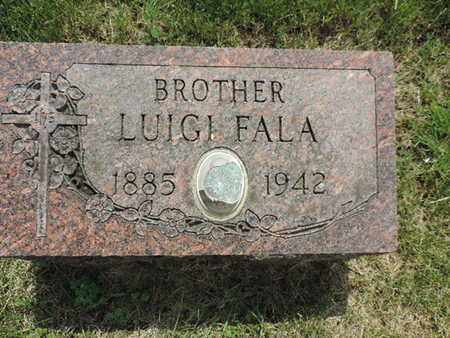 FALA, LUIGI - Franklin County, Ohio | LUIGI FALA - Ohio Gravestone Photos