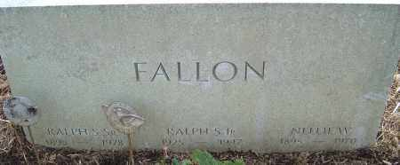 FALLON JR, RALPH S - Franklin County, Ohio | RALPH S FALLON JR - Ohio Gravestone Photos
