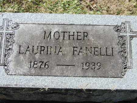FANELLI, LAURINA - Franklin County, Ohio | LAURINA FANELLI - Ohio Gravestone Photos