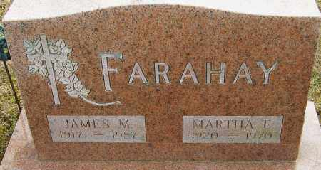 FARAHAY, JAMES M - Franklin County, Ohio | JAMES M FARAHAY - Ohio Gravestone Photos