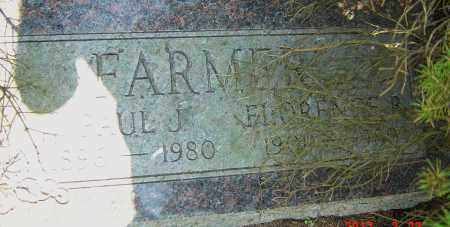 FARMER, FLORENCE R - Franklin County, Ohio | FLORENCE R FARMER - Ohio Gravestone Photos