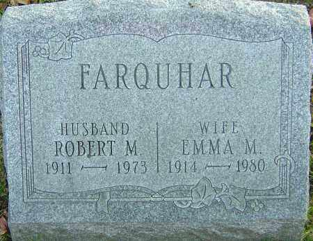 FARQUHAR, EMMA - Franklin County, Ohio | EMMA FARQUHAR - Ohio Gravestone Photos