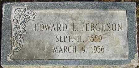 FERGUSON, EDWARD J - Franklin County, Ohio | EDWARD J FERGUSON - Ohio Gravestone Photos