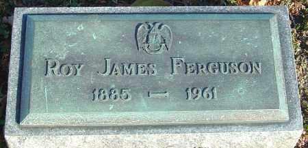 FERGUSON, ROY JAMES - Franklin County, Ohio | ROY JAMES FERGUSON - Ohio Gravestone Photos