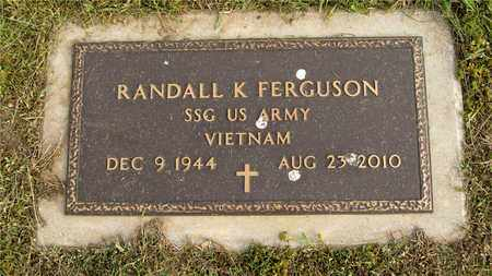 FERGUSON, RANDALL K. - Franklin County, Ohio | RANDALL K. FERGUSON - Ohio Gravestone Photos