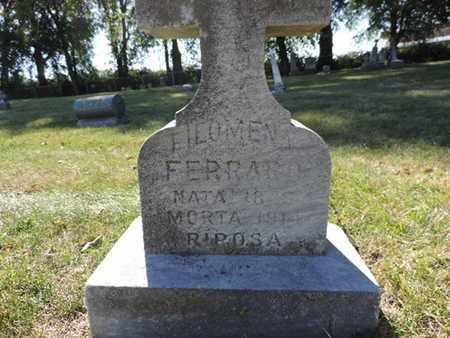 FERRARO, FILOMENA - Franklin County, Ohio | FILOMENA FERRARO - Ohio Gravestone Photos