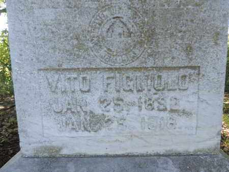 FIGLTOLO, VITO - Franklin County, Ohio | VITO FIGLTOLO - Ohio Gravestone Photos
