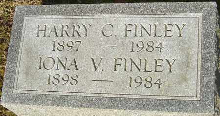 FINLEY, IONA V - Franklin County, Ohio | IONA V FINLEY - Ohio Gravestone Photos