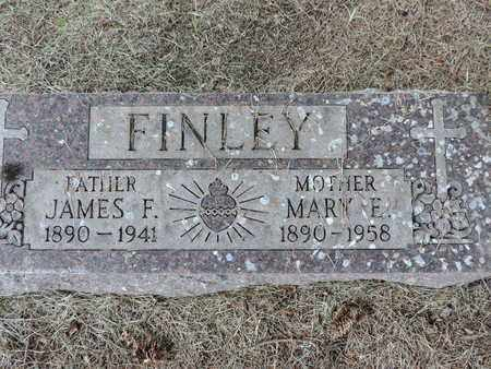 FINLEY, MARY E. - Franklin County, Ohio | MARY E. FINLEY - Ohio Gravestone Photos