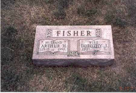 FISHER, DOROTHY J. - Franklin County, Ohio | DOROTHY J. FISHER - Ohio Gravestone Photos