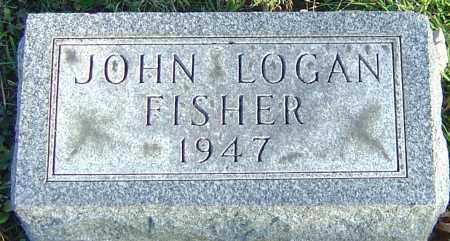 FISHER, JOHN LOGAN - Franklin County, Ohio | JOHN LOGAN FISHER - Ohio Gravestone Photos