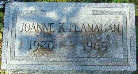 FLANAGAN, JOANNE - Franklin County, Ohio | JOANNE FLANAGAN - Ohio Gravestone Photos