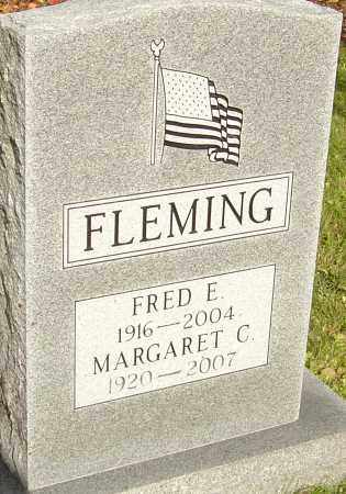 FLEMING, MARGARET - Franklin County, Ohio | MARGARET FLEMING - Ohio Gravestone Photos