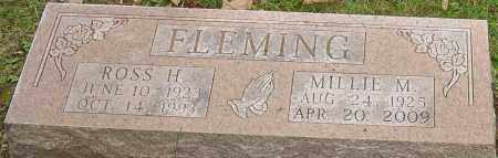 FLEMING, ROSS - Franklin County, Ohio | ROSS FLEMING - Ohio Gravestone Photos