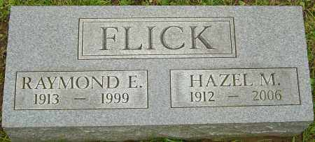 SEVERNS FLICK, HAZEL - Franklin County, Ohio | HAZEL SEVERNS FLICK - Ohio Gravestone Photos
