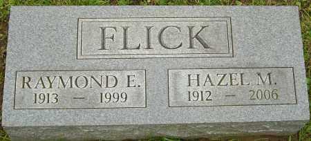FLICK, RAYMOND - Franklin County, Ohio | RAYMOND FLICK - Ohio Gravestone Photos