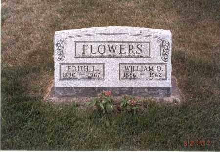 FLOWERS, WILLIAM O. - Franklin County, Ohio | WILLIAM O. FLOWERS - Ohio Gravestone Photos