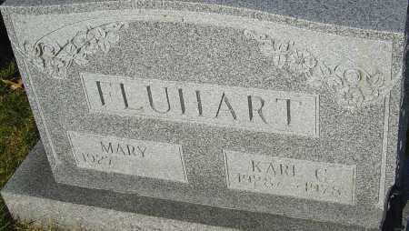 FLUHART, KARL - Franklin County, Ohio | KARL FLUHART - Ohio Gravestone Photos