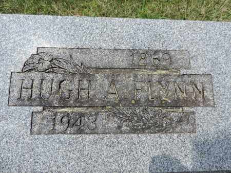 FLYNN, HUGH A. - Franklin County, Ohio | HUGH A. FLYNN - Ohio Gravestone Photos