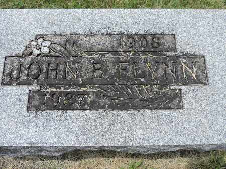 FLYNN, JOHN E. - Franklin County, Ohio | JOHN E. FLYNN - Ohio Gravestone Photos