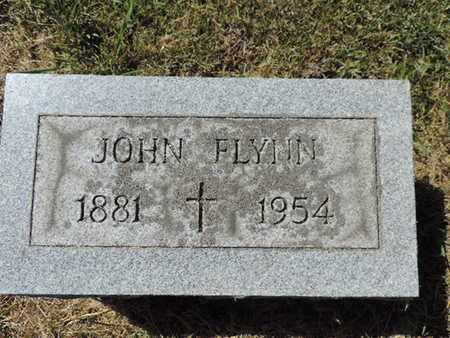 FLYNN, JOHN - Franklin County, Ohio | JOHN FLYNN - Ohio Gravestone Photos