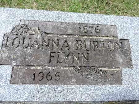 FLYNN, LOUANNA - Franklin County, Ohio | LOUANNA FLYNN - Ohio Gravestone Photos