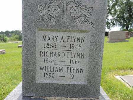 FLYNN, RICHARD - Franklin County, Ohio | RICHARD FLYNN - Ohio Gravestone Photos