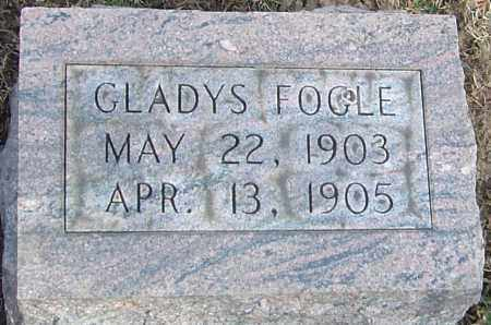 FOGLE, GLADYS - Franklin County, Ohio | GLADYS FOGLE - Ohio Gravestone Photos