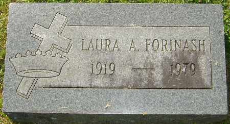 FORINASH, LAURA A - Franklin County, Ohio | LAURA A FORINASH - Ohio Gravestone Photos