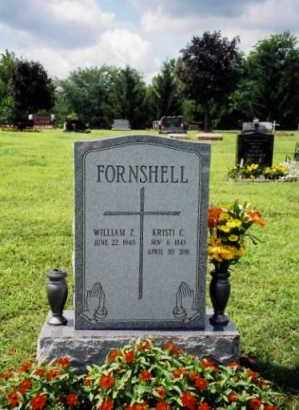 FORNSHELL, WILLIAM Z. - Franklin County, Ohio | WILLIAM Z. FORNSHELL - Ohio Gravestone Photos
