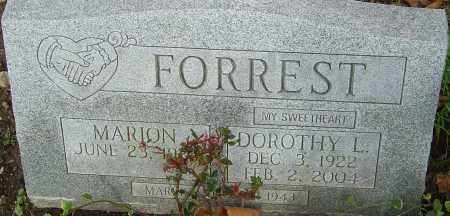FORREST, DOROTHY - Franklin County, Ohio | DOROTHY FORREST - Ohio Gravestone Photos