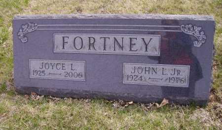FORTNEY, JR., JOHN L. - Franklin County, Ohio | JOHN L. FORTNEY, JR. - Ohio Gravestone Photos