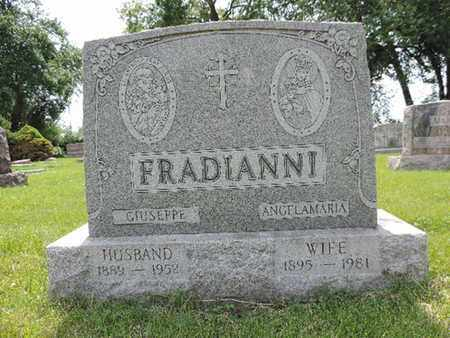 FRADIANNI, ANGELAMARIA - Franklin County, Ohio | ANGELAMARIA FRADIANNI - Ohio Gravestone Photos