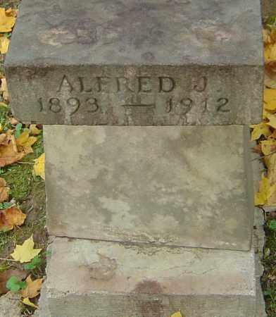FRAIME, ALFRED J - Franklin County, Ohio | ALFRED J FRAIME - Ohio Gravestone Photos