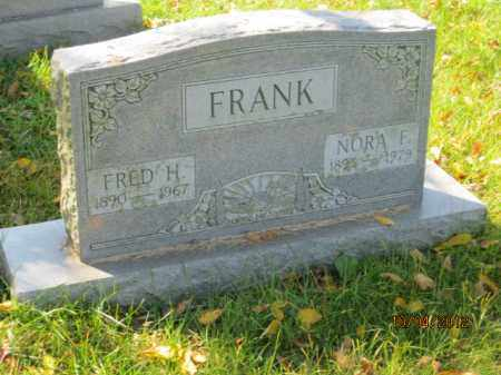 FRANK, FRED H - Franklin County, Ohio | FRED H FRANK - Ohio Gravestone Photos