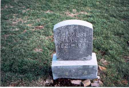 FRANK, JR., JAMES - Franklin County, Ohio   JAMES FRANK, JR. - Ohio Gravestone Photos