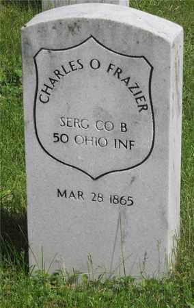 FRAZIER, CHARLES O. - Franklin County, Ohio | CHARLES O. FRAZIER - Ohio Gravestone Photos