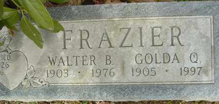 FRAZIER, GOLDA - Franklin County, Ohio | GOLDA FRAZIER - Ohio Gravestone Photos