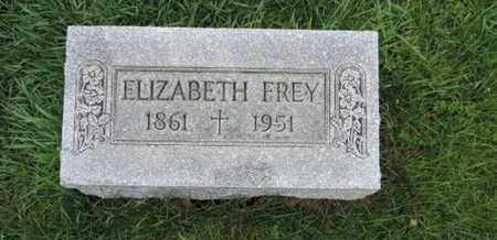 FREY, ELIZABETH - Franklin County, Ohio | ELIZABETH FREY - Ohio Gravestone Photos