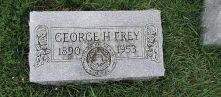 FREY, GEORGE H - Franklin County, Ohio | GEORGE H FREY - Ohio Gravestone Photos