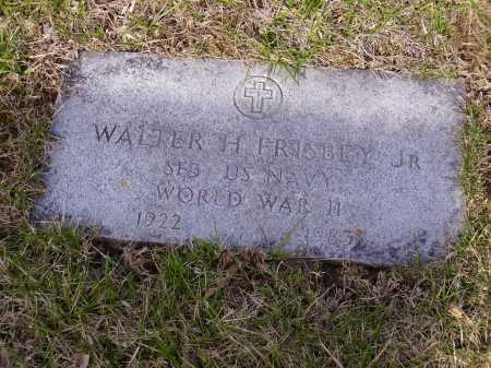FRISBEY, JR., WALTER H. - Franklin County, Ohio | WALTER H. FRISBEY, JR. - Ohio Gravestone Photos
