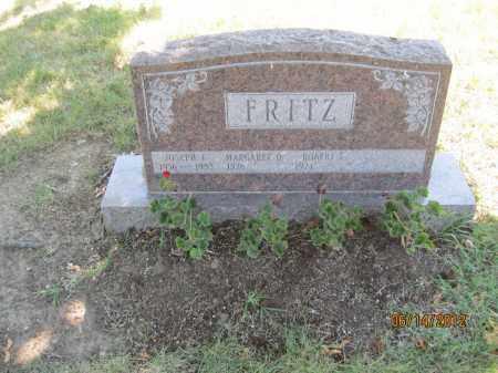 FRITZ, JOSEPH E - Franklin County, Ohio | JOSEPH E FRITZ - Ohio Gravestone Photos