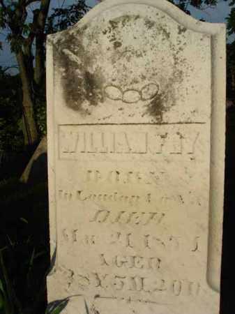 FRY, WILLIAM - Franklin County, Ohio   WILLIAM FRY - Ohio Gravestone Photos