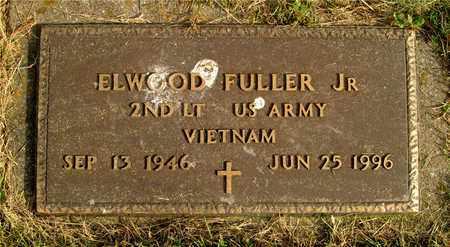 FULLER, ELWOOD - Franklin County, Ohio | ELWOOD FULLER - Ohio Gravestone Photos