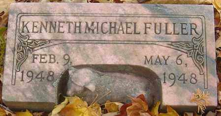 FULLER, KENNETH MICHAEL - Franklin County, Ohio | KENNETH MICHAEL FULLER - Ohio Gravestone Photos