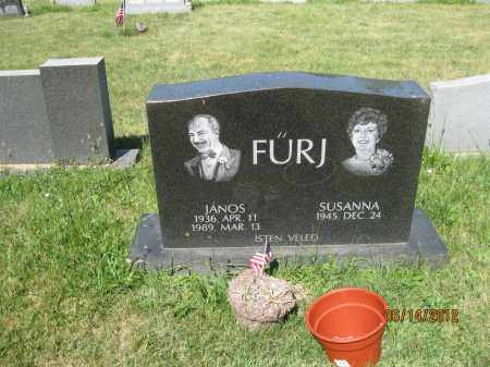 FURJ, JANOS - Franklin County, Ohio | JANOS FURJ - Ohio Gravestone Photos