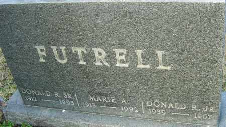 FUTRELL SR., DONALD R - Franklin County, Ohio | DONALD R FUTRELL SR. - Ohio Gravestone Photos