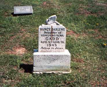 GADD, NANCY DARLENE - Franklin County, Ohio | NANCY DARLENE GADD - Ohio Gravestone Photos
