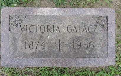 GALACZ, VICTORIA - Franklin County, Ohio | VICTORIA GALACZ - Ohio Gravestone Photos