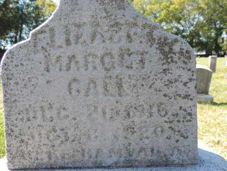GALL, ELIEAETT - Franklin County, Ohio | ELIEAETT GALL - Ohio Gravestone Photos